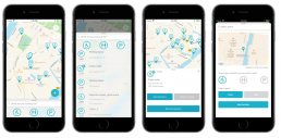 wheelmate app for wheelchair users