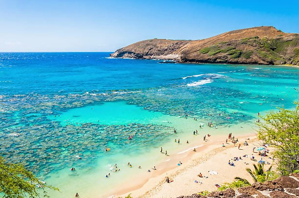Hanauma Bay Wheelchair Accessible Destination