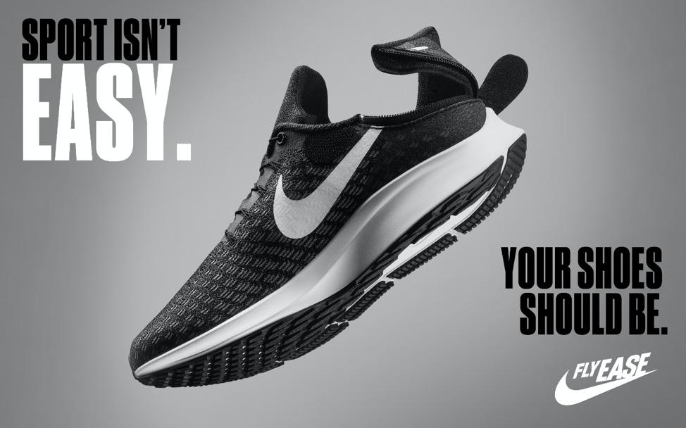 Nike Flyease Adaptive Shoes