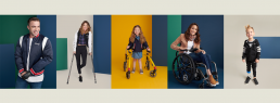 Models Wearing Zappos Adaptive Clothing